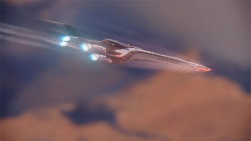 Mass Effect: Andromeda Gameplay Footage Shown Off at CES 2017