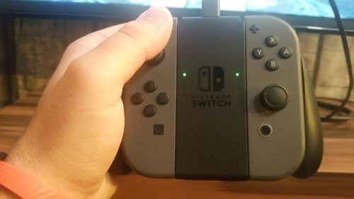 Hands-on with the Nintendo Switch