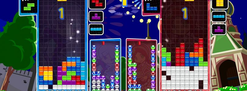Puyo Puyo Tetris Trailer Goes Back to Basics