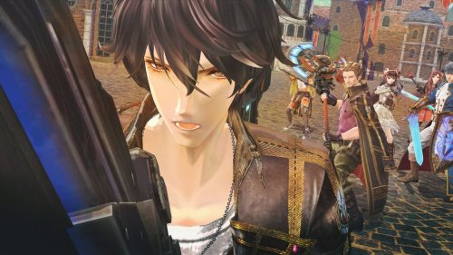 Valkyria Revolution's Character Trailer Introduces Amleth