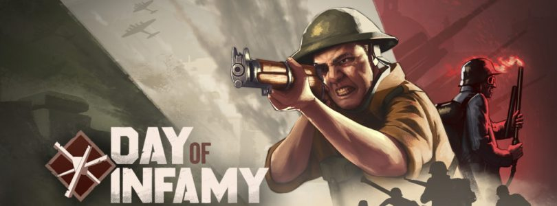 Day of Infamy Preview