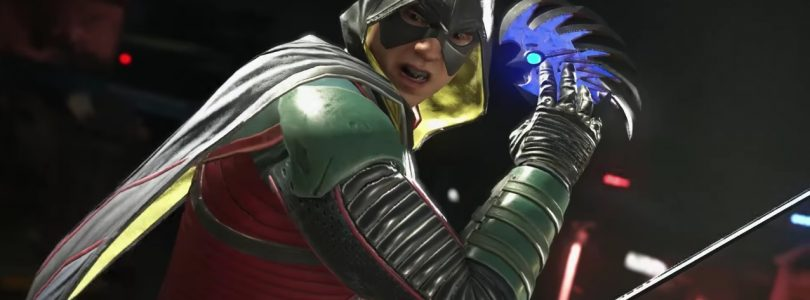 Injustice 2 Adds Robin to the Roster