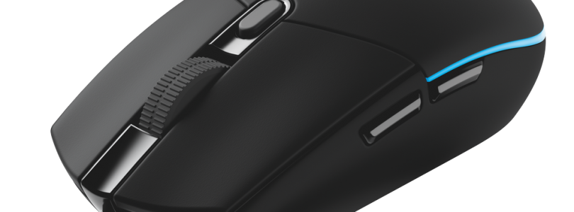 Logitech Announces G203 Prodigy Gaming Mouse