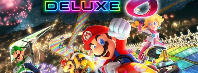 Mario Kart 8 Deluxe Heading to Switch on April 28th