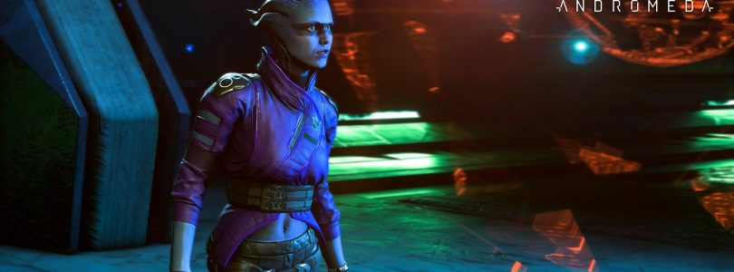 Mass Effect: Andromeda's Second Cinematic Trailer Focuses on Story