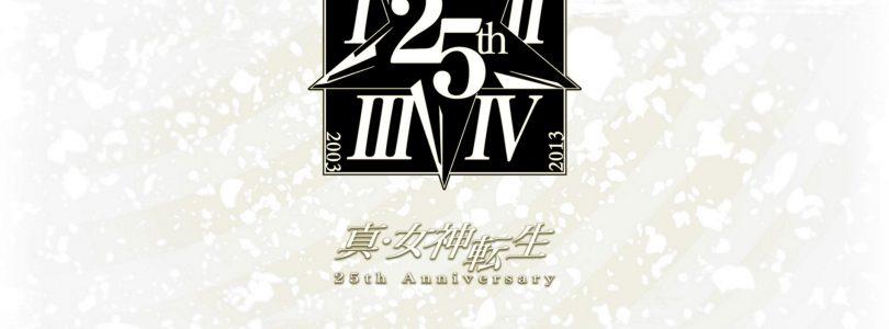 Shin Megami Tensei 25th Anniversary Website Launched