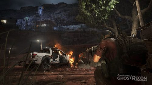 New Tom Clancy's Ghost Recon Wildlands Video Shows off Single Player Gameplay
