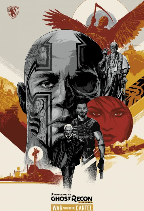 Tom Clancy's Ghost Recon Wildlands War Within the Cartel Short Film Announced