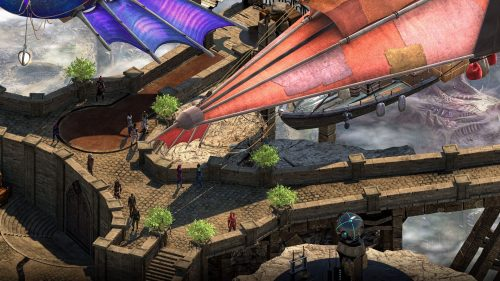 Combat Gameplay Footage Shown Off in New Torment: Tides of Numenera Trailer