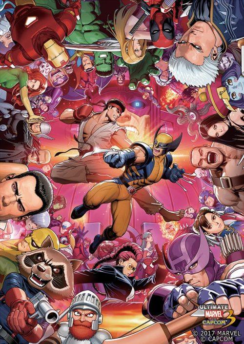 Ultimate Marvel vs. Capcom 3 Retail Release Arrives on March 7