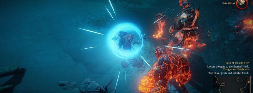 New Gameplay Trailer for Vikings: Wolves of Midgard Released
