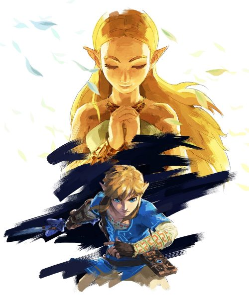 The Legend of Zelda: Breath of the Wild 'Expansion Pass' Revealed