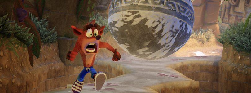 First Crash Bandicoot 2 Remake Screenshots Surface