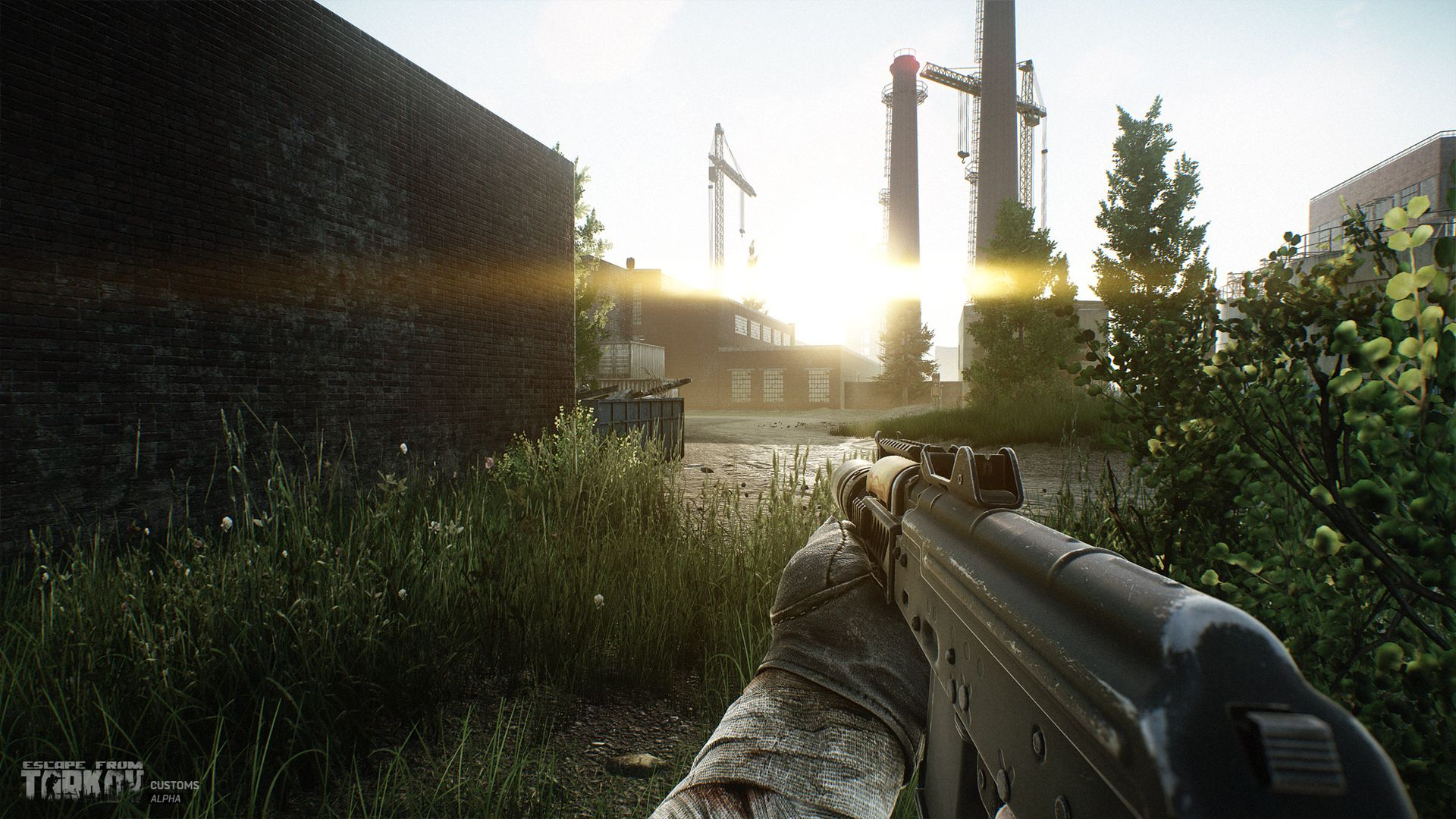 Escape From Tarkov Wallpaper 4k: Escape From Tarkov Expanding The Customs Location