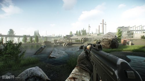 Escape From Tarkov Expanding The Customs Location