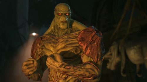 Injustice 2 Brings Swamp Thing to the Fight