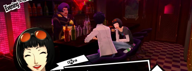 Persona 5 Introduces Another Four Confidants