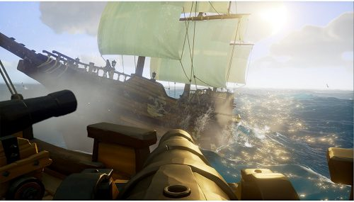 Sea of Thieves Developer Gameplay Video Released