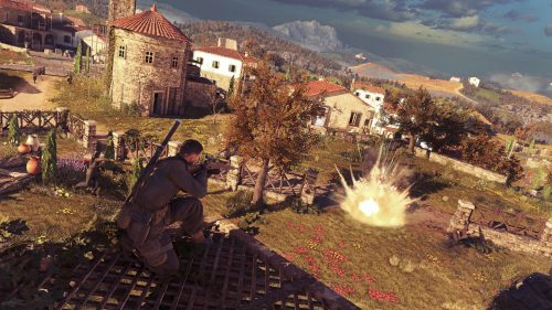 Sniper Elite 4 to Support PlayStation 4 Pro and DirectX 12