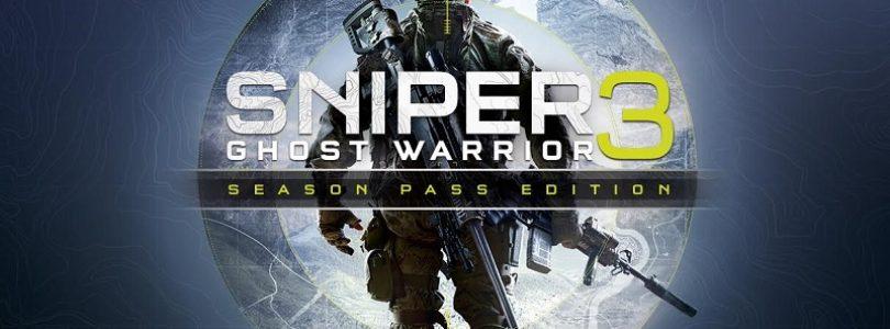 CI Games Adding Season Pass to Sniper Ghost Warrior 3 Pre-Orders