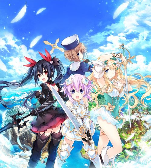 Cyberdimension Neptunia: 4 Goddesses Online Announced for Western Release
