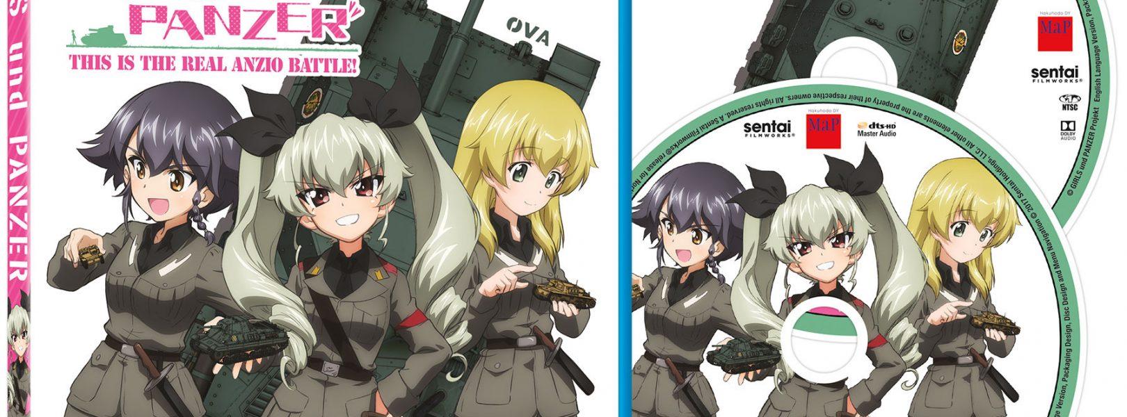 girls und panzer eng dub