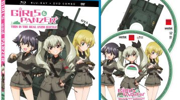 This Tuesday from Sentai Filmworks: 'Girls und Panzer' and 'Mezzo'