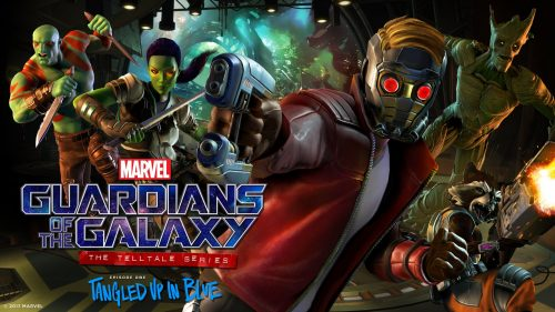 Guardians of the Galaxy: The Telltale Series' First Episode Arrives on April 18
