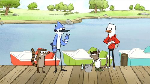 'Regular Show' Season Six Is Out Now from Madman