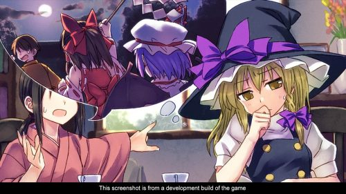 Touhou Kobuto V: Burst Battle Heads West this Summer
