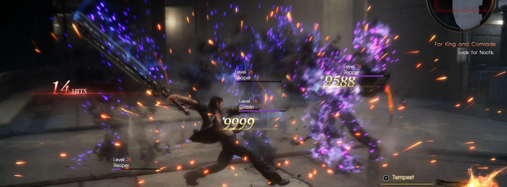 Final Fantasy XV – Capsule Computers