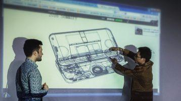 PGS Lab Unveils E3 Plans and Development/Manufacturing Centres