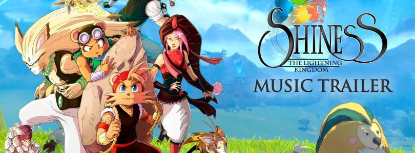 Shiness: The Lightning Kingdom to Launch April 18