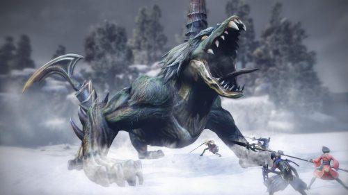 Toukiden 2's Online Features Detailed