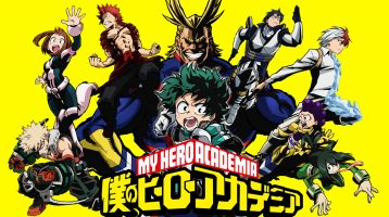 Tickets on Sale for My Hero Academia Escape Game