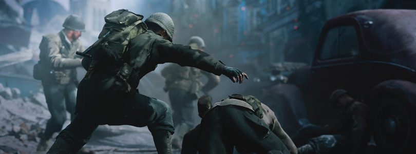 Call of Duty: WWII Officially Revealed with New Trailer