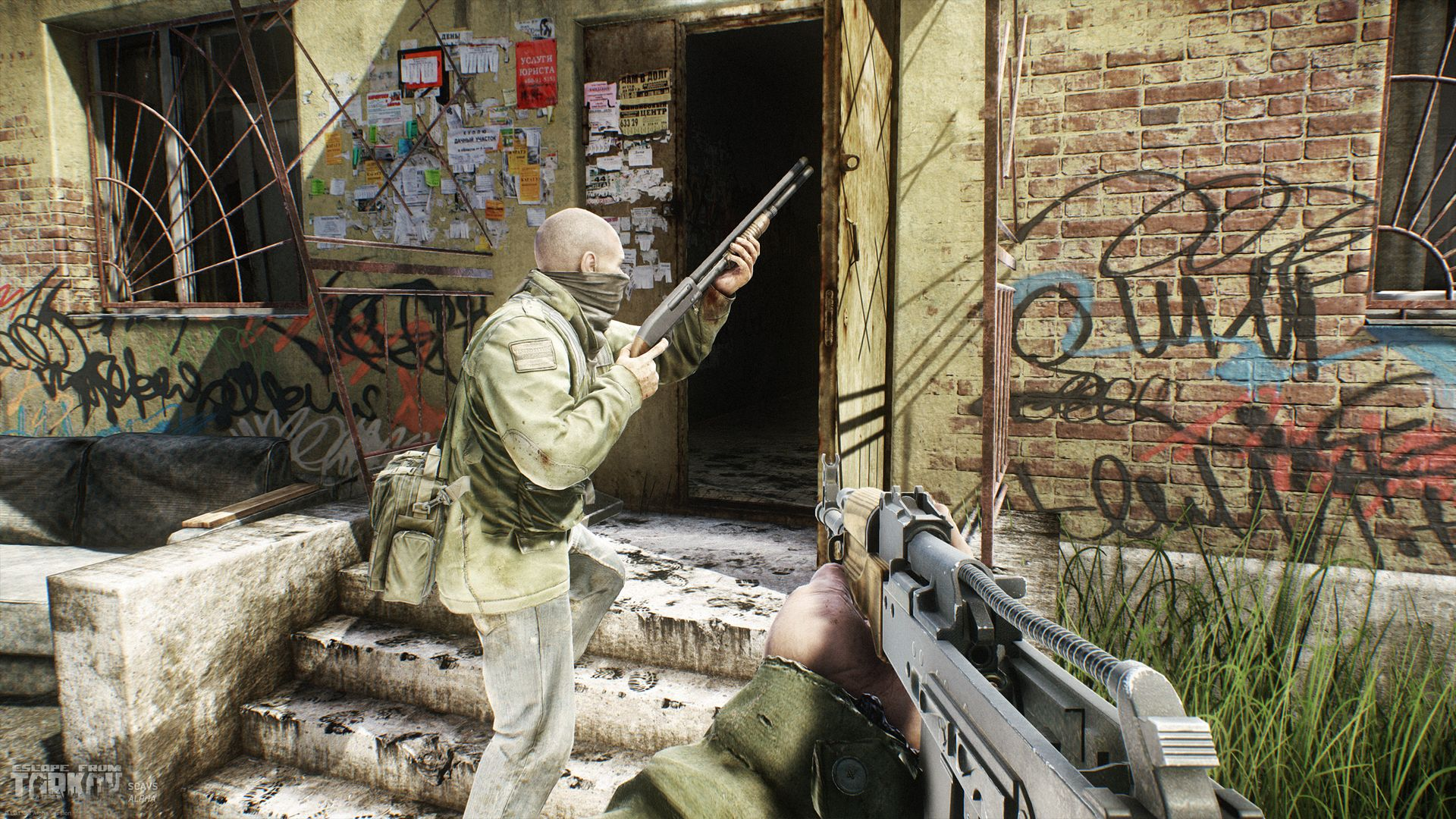 Escape from Tarkov Introduces Scavs in Latest Build