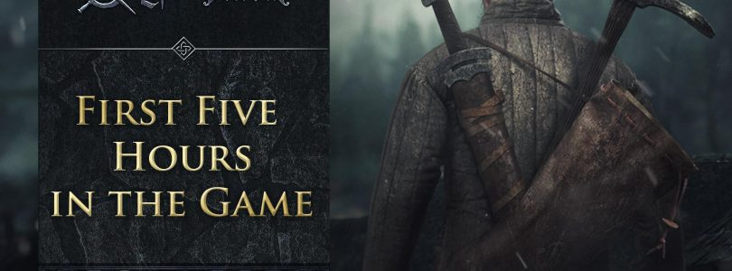 New Life is Feudal: MMO Trailer Shows off First 5 Hours of Gameplay