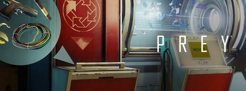 Prey's Latest Trailer Reminds You to Recycle