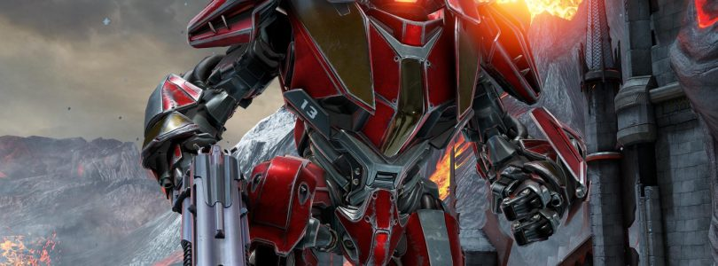 Quake Champions Reveals Clutch, the Woken Automaton