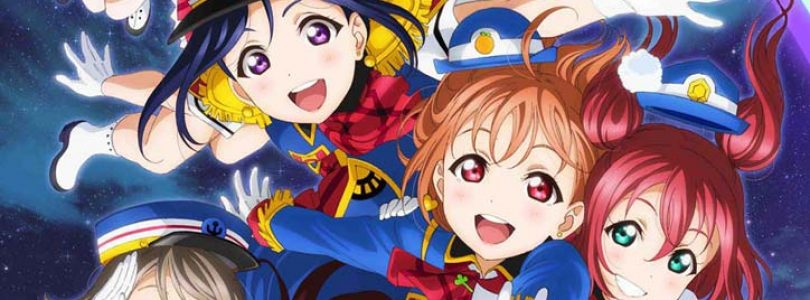 "Madman Has Official 'Love Live! Sunshine' ""Happy Party Train Tour"" Goods for Pre-Order"