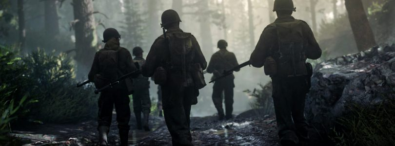 Call of Duty: WWII Multiplayer Footage Revealed
