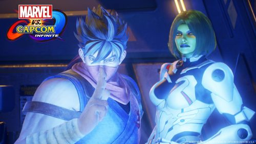 Marvel vs. Capcom: Infinite Reveals More of its Roster