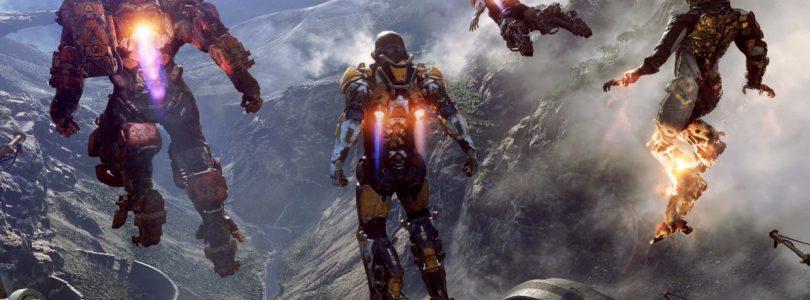 Anthem Debut Gameplay Footage Released
