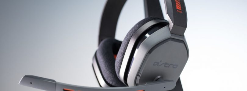 Astro Gaming Reveals Their Budget Line of A10 Gaming Headsets
