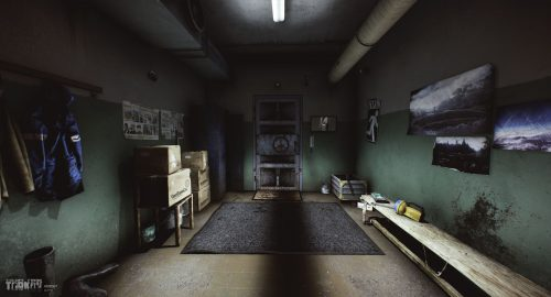Hideout Player Housing Announced for Escape from Tarkov's Open Beta