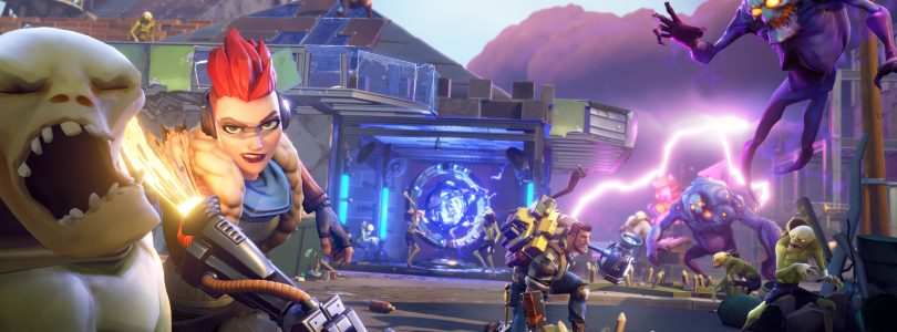 Fortnite Crashes it Way onto Paid Early Access
