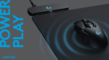 Logitech's New Wireless Gaming Mouse Never Needs to be Plugged In