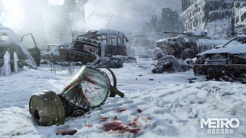 Metro Exodus Announced for Xbox One, PlayStation 4, and PC