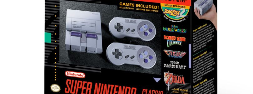 Super NES Classic Edition Announced, Star Fox 2 Finally Launching After 2 Decades